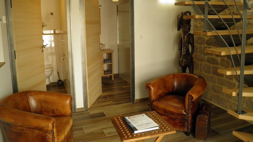 Chambre d'hôtes en Aveyron à coté de Laissac et Bozouls.